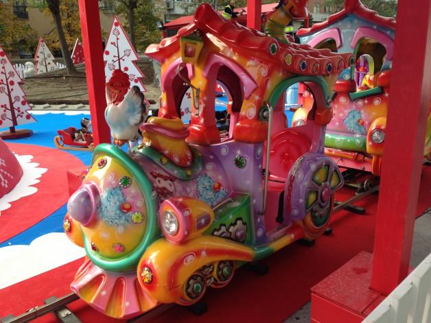 Tren Infantil GOYA 14-2