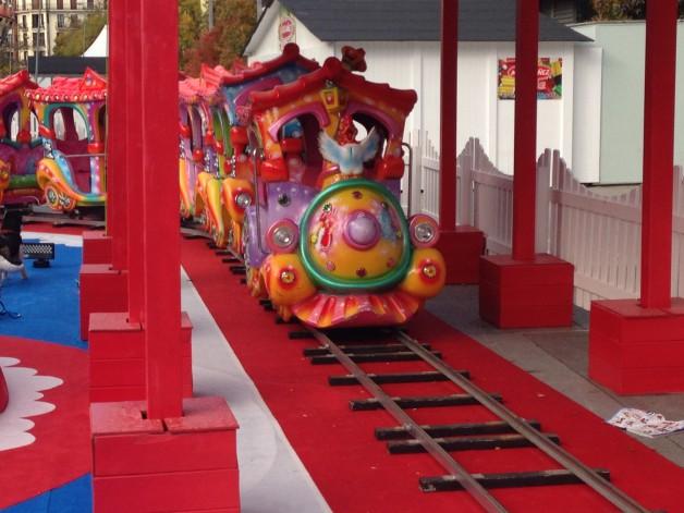 Tren Infantil GOYA 14